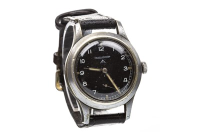 Lot 759-A JAEGER LE COULTRE MILITARY ISSUE WATCH