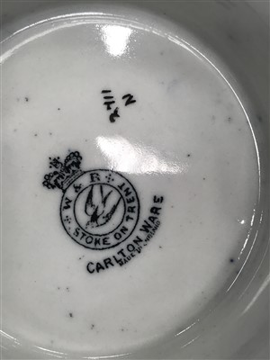 Lot 1227-A CARLTON WARE EGYPTIAN PATTERN BOWL