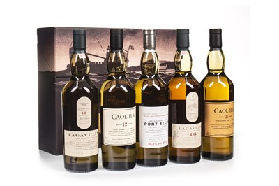 Lot 2-THE CLASSIC ISLAY COLLECTION