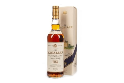 Lot 6-MACALLAN 1974 18 YEARS OLD