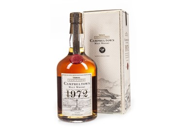 Lot 7-CAMPBELTOWN (SPRINGBANK) 1972 TESCO BOTTLING