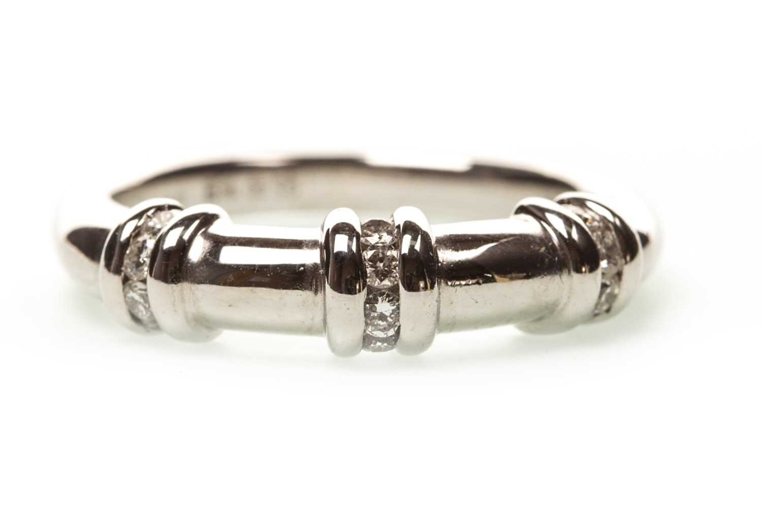 Lot 18-A DIAMOND SET BAND