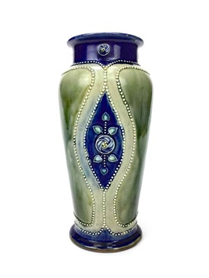 Lot 1214-A ROYAL DOULTON STONEWARE VASE