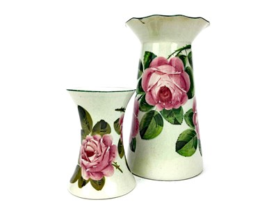 Lot 1243-A LOT OF TWO WEMYSS VASES