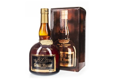 Lot 2020-GRAND MARNIER CUVEE DU CENTENAIRE