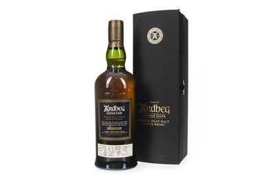 Lot 20A-ARBBEG 1975 SINGLE CASK NO. 1375