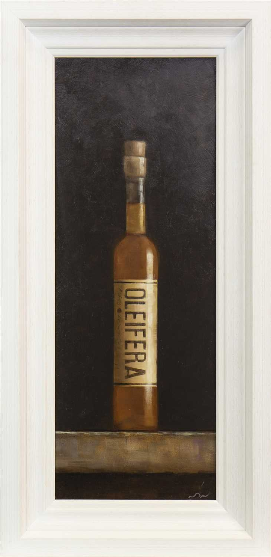 Lot 619-OLEIFORA, AN OIL BY NEIL NELSON