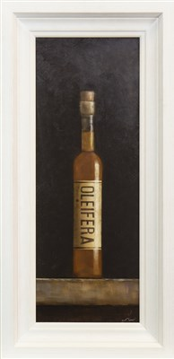 Lot 619-OLEIFORA, AN OIL BY NEIL NELSON