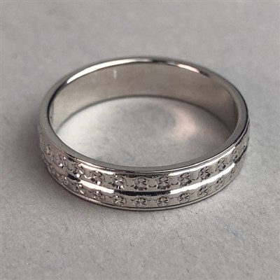 Lot 330-ETCHED  BAND