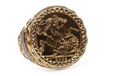 Lot 521-A SOVEREIGN RING, 2003
