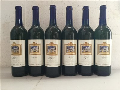 Lot 2030-SIX BOTTLES OF ARMSHEIMER ADELBERG KERNER 2004