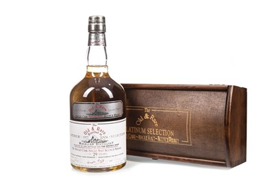 Lot 16-MACALLAN 1977 OLD & RARE AGED 29 YEARS