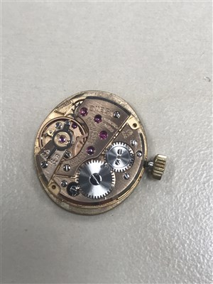 Lot 797-A LADY'S OMEGA GOLD WATCH