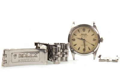 Lot 757-A GENTLEMAN'S ROLEX AIR KING WATCH