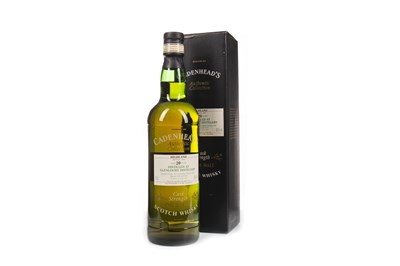 Lot 29-GLENLOCHY 1977 CADENHEAD'S AUTHENTIC COLLECTION AGED 20 YEARS
