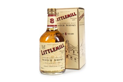 Lot 33-LITTLEMILL AGED 8 YEARS