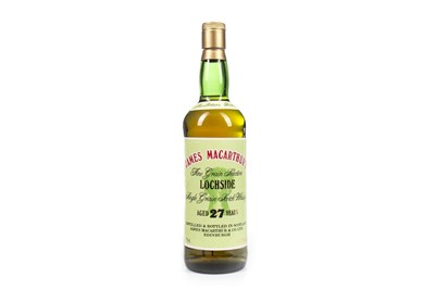 Lot 35-LOCHSIDE JAMES MACARTHUR'S AGED 27 YEARS
