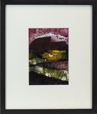 Lot 558-SOUTH UIST I, A MIXED MEDIA BY CHRISTOPHER BYRNE