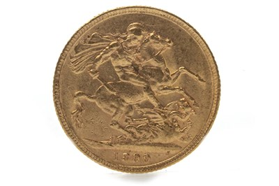Lot 516-A GOLD SOVEREIGN, 1899