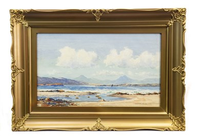 Lot 480-KYLEAKIN, A WATERCOLOUR BY PETER MACGREGOR WILSON