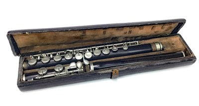 Lot 1416-A 20TH CENTURY FLUTE