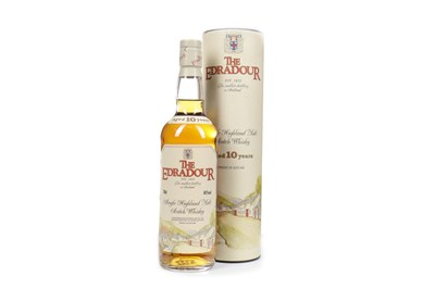 Lot 305-EDRADOUR AGED 10 YEARS