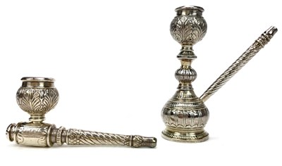 Lot 1062-A LOT OF THREE PIPES