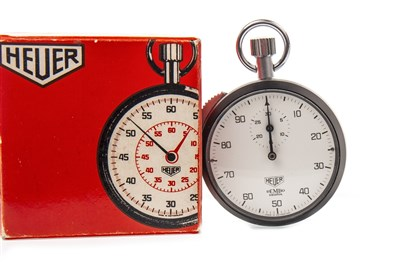 Lot 802-A HEUER STOPWATCH