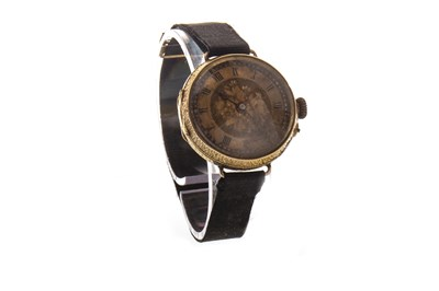 Lot 793-A LADY'S EIGHTEEN CARAT GOLD  WATCH