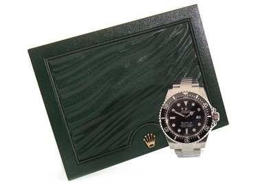 Lot 765 - A GENTLEMAN'S ROLEX SEA-DWELLER   WATCH