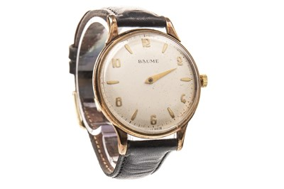 Lot 817-A GENTLEMAN'S BAUME WRIST WATCH