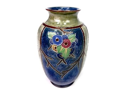 Lot 1210-A ROYAL DOULTON VASE