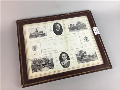 Lot 17-A LOT OF BOOKS AND EPHEMERA