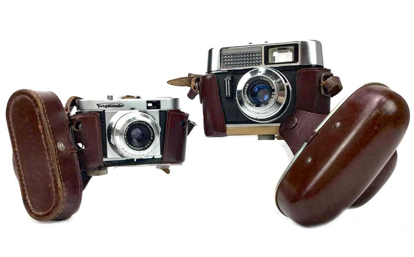 Lot 1484-A VOIGTLANDER VITO AUTOMATIC I AND ANOTHER