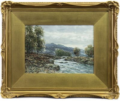 Lot 436-A PAIR OF WATERCOLOURS BY JOHN HAMILTON GLASS