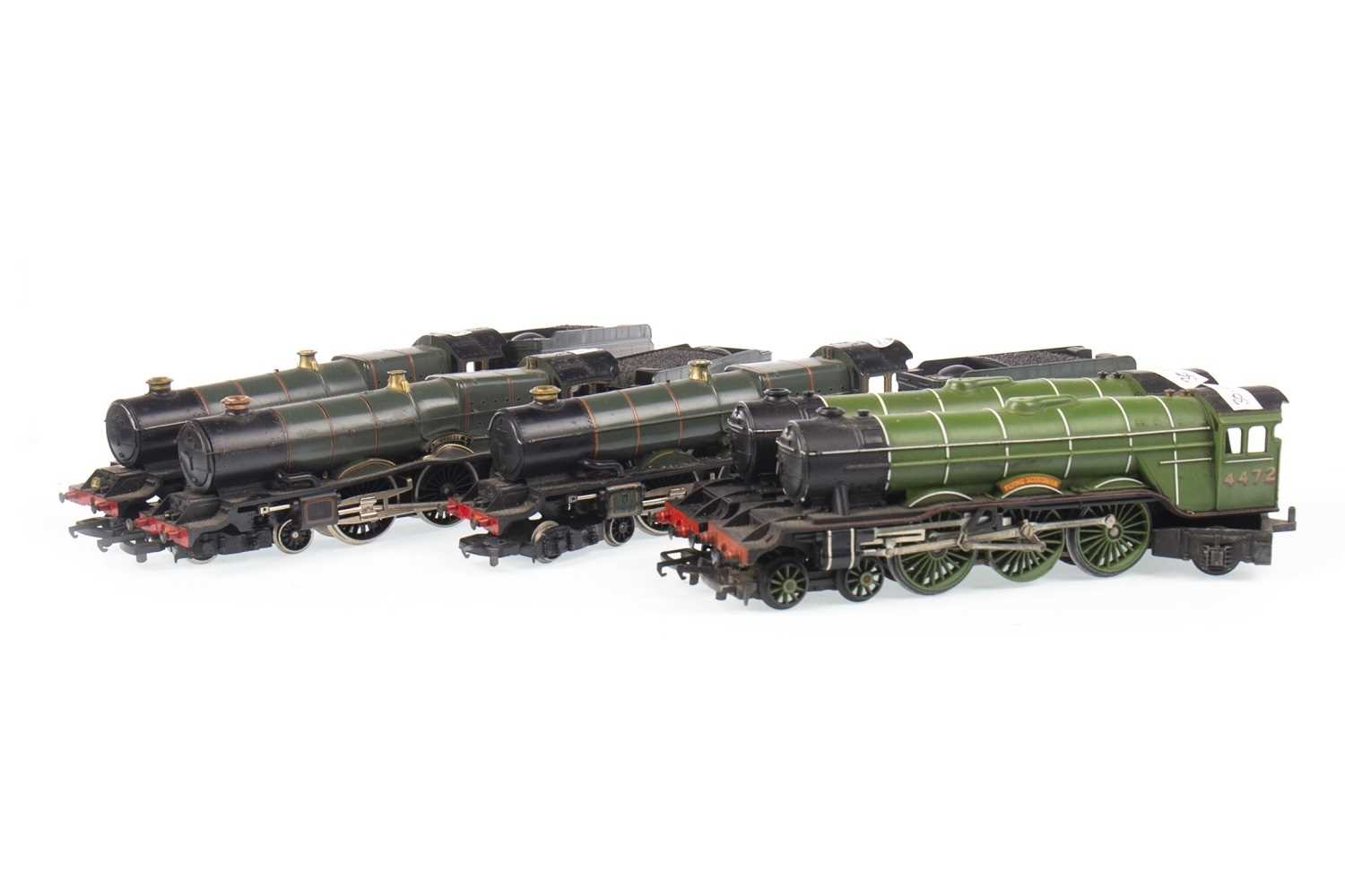 Lot 1555-A LOT OF 00 GUAGE LOCOMOTIVES