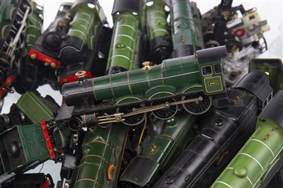 Lot 1559-LOT OF 00 GUAGE LOCOMOTIVES