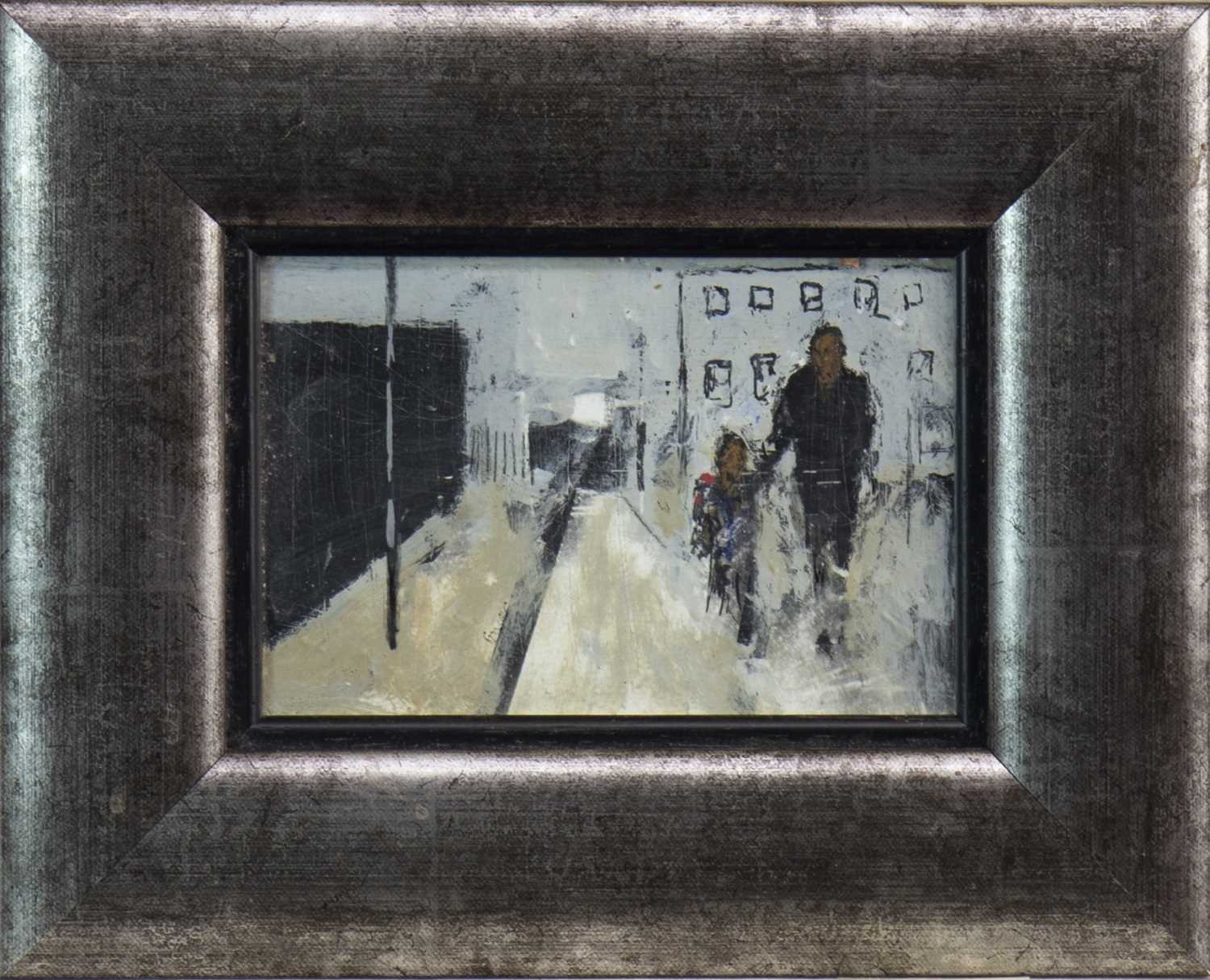 Lot 601-3PM, A MIXED MEDIA BY JAMES FRASER