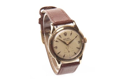 Lot 773-A GENTLEMAN'S ROLEX 1950S WATCH