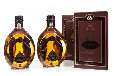 Lot 414-TWO BOTTLES OF DIMPLE 15 YEARS OLD
