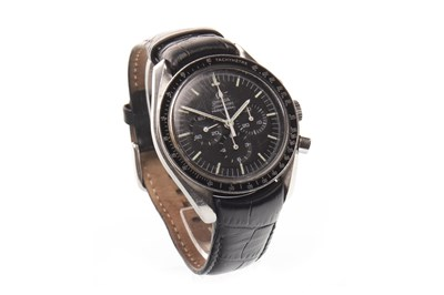 Lot 809-A GENTLEMAN'S OMEGA SPEEDMASTER PROFESSIONAL WATCH