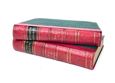Lot 1566 - CASSELL'S ILLUSTRATED HISTORY OF ENGLAND