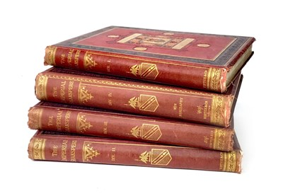 Lot 1593 - IMPERIAL SHAKSPERE THE WORKS OF