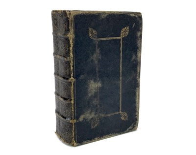 Lot 1595 - THE BOOK OF COMMON PRAYER