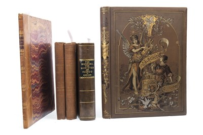 Lot 1599 - THREE LATE 18TH CENTURY PLAYS, BY J. F. C. SCHILLER