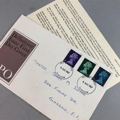Lot 51 - A LOT OF VARIOUS FIRST DAY COVERS