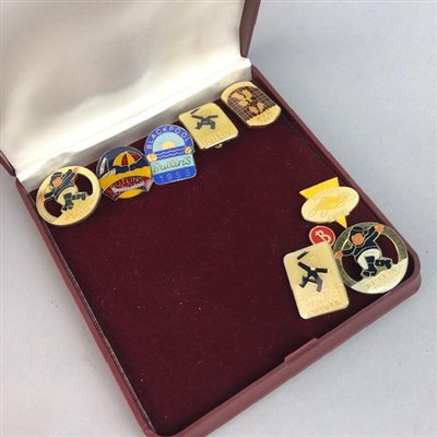 Lot 54 - A LOT OF BUTLIN'S LOYALTY BADGES