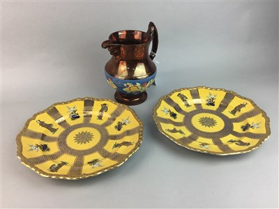 Lot 60 - A LOT OF MASON'S AND OTHER CERAMICS