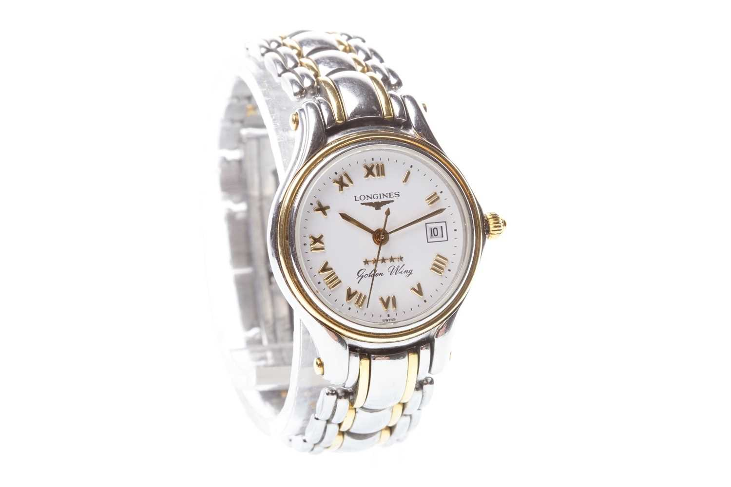 Lot 771-A LADY'S LONGINES WRIST WATCH