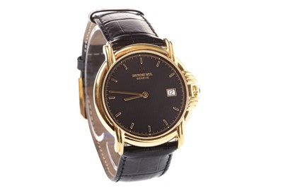 Lot 762-A GENTLEMAN'S RAYMOND WEIL WATCH